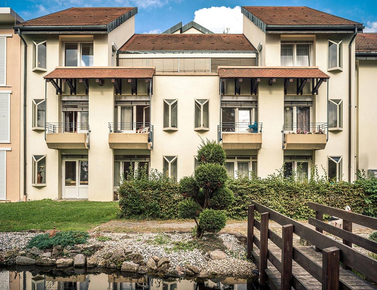 Geschwister Nees Altenheim Linkenheim-Hochstetten